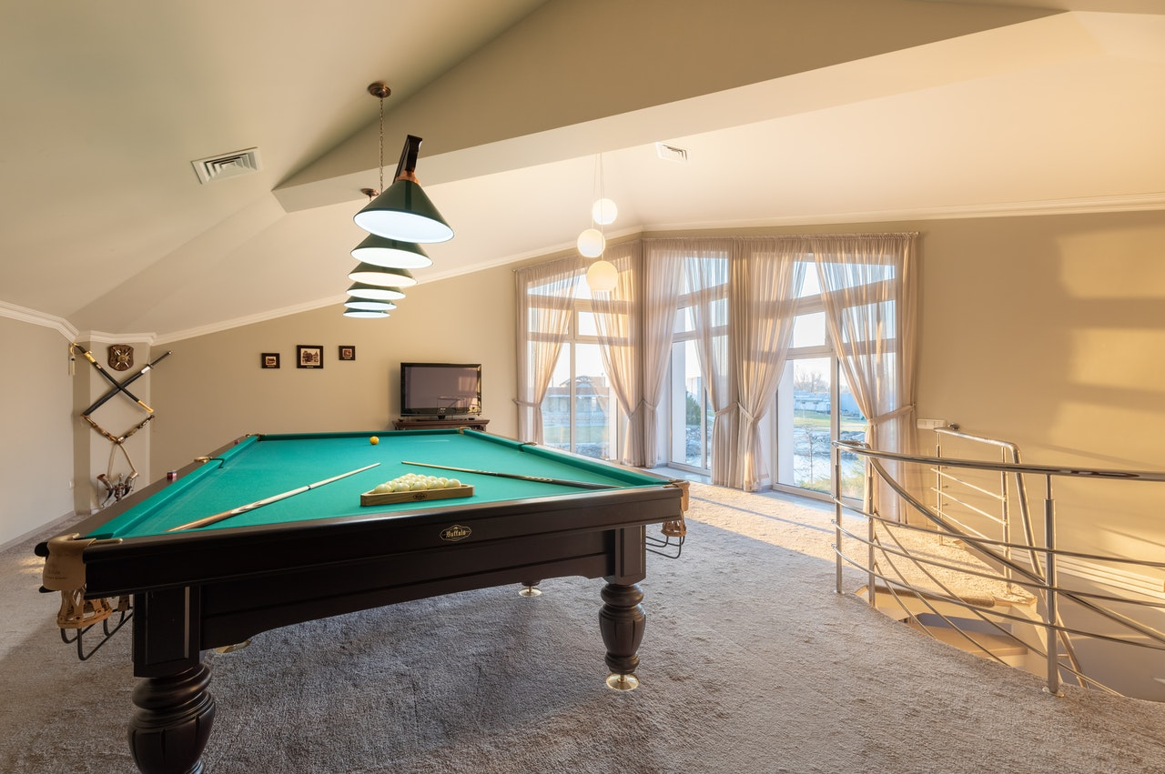 Move a Pool Table